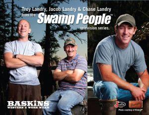 swamp humble